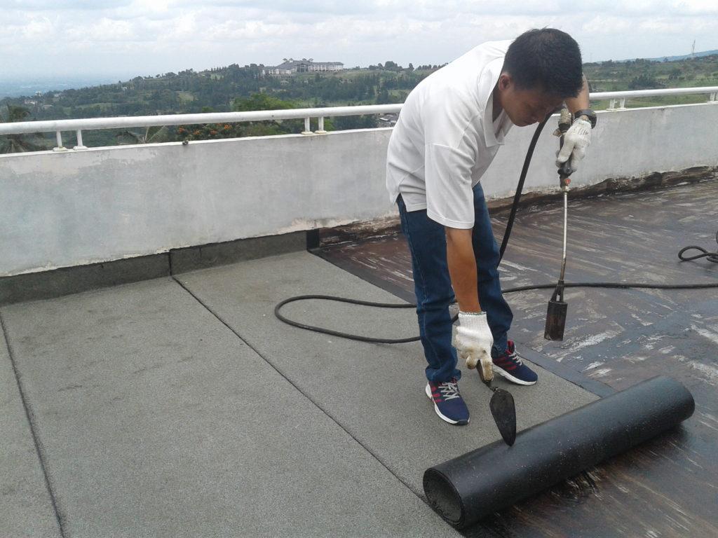 Jasa Waterproofing yang Sudah Handal