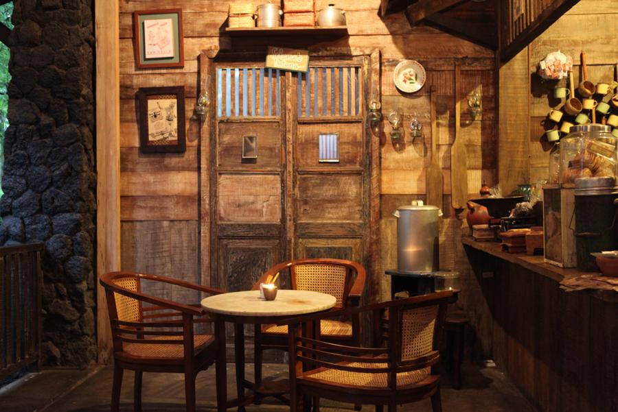 Desain Kafe Ramah Lingkungan