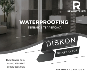 waterproofing dak beton